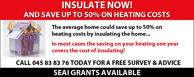 Insulate Now & Save
